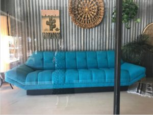 The Magic of The Sublime Turquoise Couch